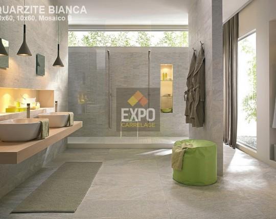 Stone D Quarzite Bianca